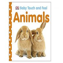 board book touch and feel baby animals