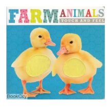 Farm Animals Touch and Feel 1586