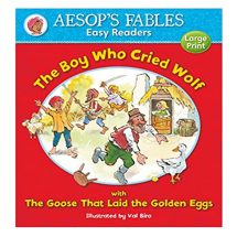 aesops fables easy readers 9588