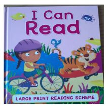 (i can read (pink cover